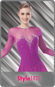 Brad Griffies Figure Skating Dress