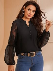 5 Affordable Clothing Sites You Need To Know About - love, jessica Clothing Sites, Online Clothing Stores, Blusas Top, Sewing Sleeves, Corduroy Overall Dress, Trendy Clothes For Women, Affordable Clothes, Tee Dress, Color Negra