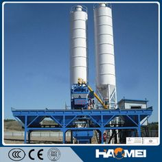 concrete mixing plant spare part from China Main Mixer:: JS750 Power of Main Mixer:: 18.5kw Feeding Mode:: Lifting hopper Mixing Time:: 60s Max Aggregate Size:: 60/80mm Discharging Height:: 3.8m(for customers choice) Control Mode:: Automatic Control  If you are in need of those machinery , please contact me via info@haomei.biz  or browse www.batchingplantng.com