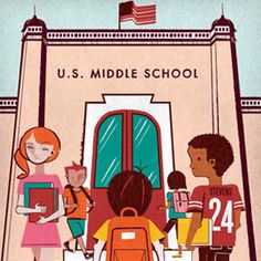 Top 4 Things to Survive Middle #School. http://www.missoandfriends.com/scoop/scoop_details.php?id=619&topic=the-reporter #backtoschool #howto