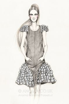 Chanel Spring 2012 by anoma-co-uk.deviantart.com on @deviantART