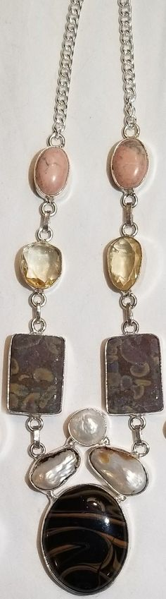 FREE STERLING SILVER GEODE NECKLACE