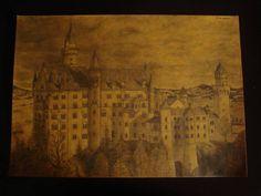 #Zamek #Castel #Neuschwanstein