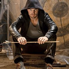 Arrow: Stephen Amell