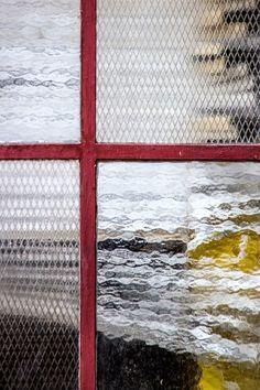 à la Mondrian ( in Mondrian)