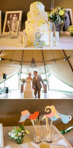 Holly & Dan's PapaKåta wedding by Christian Ward