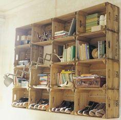 53 Besten Holzkisten Bilder Auf Pinterest Wooden Crates Backyard