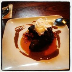 Chocolate Chili Torte at Armsby Abbey - 8.5.2012