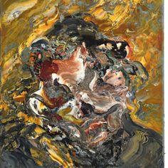 Victim 36 by Maggi Hambling. Part of the War Requiem exhibition. Outsider Art, Oscar Wilde, Maggi Hambling, Future City, Animal Crossing, Find Art, Abstract Art, War, Landscape