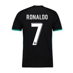 Cristiano Ronaldo Jersey Number 7 Away Youth Real Madrid Soccer Cristiano Ronaldo Jersey, Ronaldo Soccer, Real Madrid Shirt, Real Madrid Soccer, Number 7, Youth, Shirts, Real Madrid Football, Young Man