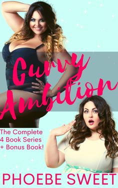 Four times the curves. Four times the hunks. Four times the sweetness. Four times the steam.   Curvy Ambition: The Complete Four Book Series (Plus a bonus book!) is now available in Kindle Unlimited! Or is just $3.99 to buy!    4.6 of 5 stars: Come see what all the fuss is about :) Ambition, Romance Books, Book Series, Kindle, My Books, Curves, Author, Sweet, Times
