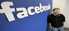 The Reason behind the blue of Facebook