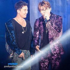 160820 DAERI - BIGBQNG 0.TO.10 Concert in Seoul