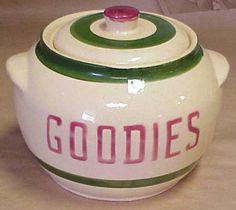 Vintage Cookie Jars for Sale | Watt Goodies Cookie Jar #76 For Sale | Antiques.com | Classifieds