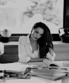 Angelina Jolie by Mert Alas & Marcus Piggott,