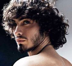 Curly Hairstyles for Men - Mens Haircuts 2014 : Mens Haircuts 2014
