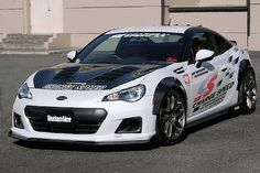 Chargespeed GT86 BRZ FRS BottomLine Type-2 Body Kit