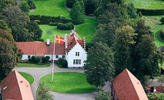 Countryside Hotels Sweden - Hotel Ängavallen, a Country house property, located in Skåne, Sweden