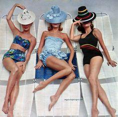 Sea Fashions of California 1960