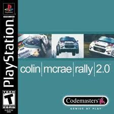 Colin McRae Rally 2.0 psx iso rom download