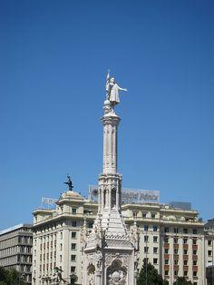 Plaza de Colón, Madrid