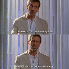 Check out the latest and funniest quotes of House MD. Witty Quotes, Tv Quotes, Funny Quotes, Funny Memes, Hilarious, Funny Stuff, Gregory House, House Md Funny, Funny