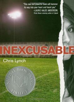 Inexcusable by Chris Lynch http://www.amazon.com/dp/1416939725/ref=cm_sw_r_pi_dp_Zhakvb1V9WE61