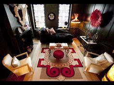 Designer David Carter on 40 Winks Hotel in London
