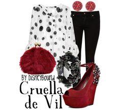 disneybound-disney-movie-inspired-fashion-outfits-cruella-de-vil.jpeg (600×550)