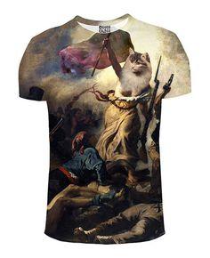 Cat Revolution T-Shirt