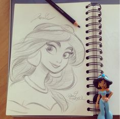 Princess Jasmine by princekido on DeviantArt