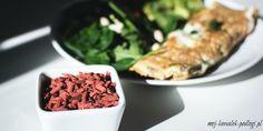 Super żywność - jagody goji