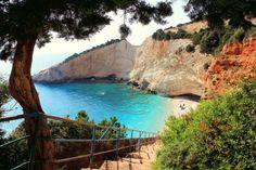 Lefkada, Greece (by - Efi -)