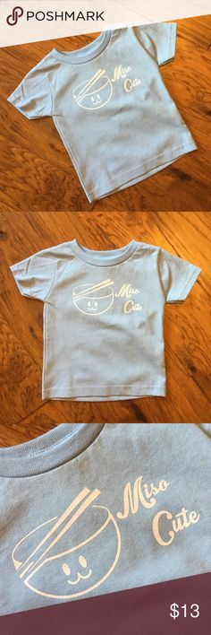 Miso Cute Tickled Pink! Tee 100% cotton tee that fits true to size. The glitter will not fade or flake wash after wash and wear after wear! Rabbit Skins Shirts & Tops Tees - Short Sleeve
