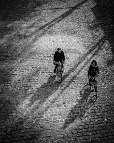 FEATURED PHOTOGRAPHER OF THE WEEK A great example of how finding an alternative viewpoint can add an extra dimension to street images. Taken with a Fujifilm X-E1 on the banks of the river Seine in Paris @soco_bloke spotted the light on the cobbles from nearby trees and waited for a suitable subject to pass - these two cyclists duly obliged! #fujifilm #xe1 #street #shadows #cyclists #paris #seine #viewpoint #cobbles via Fujifilm on Instagram - #photographer #photography #photo #instapic…