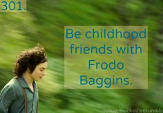 That would be fun. Although I'd like to be friends with Sam too. :)