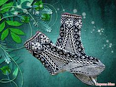 Вяжем эстонские носочки ОНЛАЙН - Жаккард - Страна Мам Socks, Accessories, Fashion, Moda, Fashion Styles, Hosiery, Stockings, Fashion Illustrations, Sock