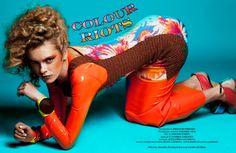 """""""Colour Riots,"""" March 2012"""
