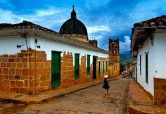 Barichara, sus viviendas conservan el encanto colonial