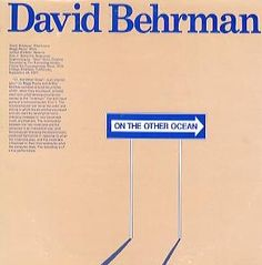 David Behrman | On the Other Ocean | 1977