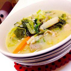 お野菜たっぷり - 14件のもぐもぐ - 豚汁 by miyupon