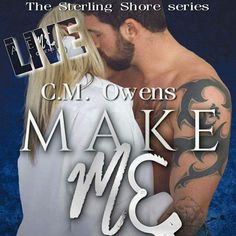 Make Me by C.M. Owens is now LIVE Warnig: Adults Only  What do you do when a girl wants to seduce you and get revenge for something you did in the past? You pretend to be a millionaire Dom of course.  Yeahthats harder than it sounds.  #ThatsNotAButtPlug #VaginaNumbing#CheesePuffHair  Purchase Links:  Amazon UShttp://amzn.to/2k4FAUX  Amazon UKhttp://amzn.eu/0ZWrsNr  Amazon AUhttp://ift.tt/2karwKp  Amazon CANhttp://a.co/hGEEyeW  Kobohttp://ift.tt/2kasTJi  iBookshttp://ift.tt/2jjkEvX  B&N…