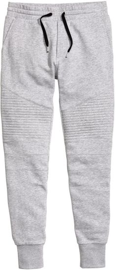 H&M - Joggers - Gray - Men  - Click link for product details :)