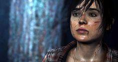 Confira o lindo trailer de Beyond: Two Souls - e não, NÃO é um filme!