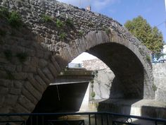Stone bridge in Annonay, Rhône Alpes, France #beenthere #mypictures
