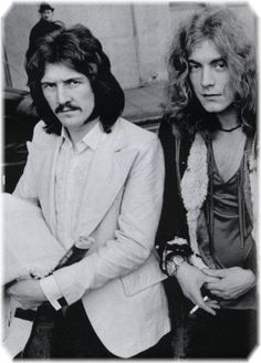 Bonham and Plant