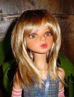 Doll-Wig-Monique-Gold-034-Jojo-034-Size-6-7-Brown-w-Blonde