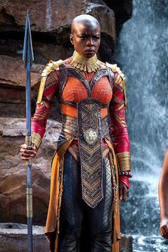 Okoye, Black Panther (2018)