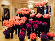 Fleur International assembles the most celebrated and renowned leaders in the floral & event industry to teach master classes to industry pros. Jeff Leatham, Four Seasons Hotel, Time Of The Year, Peonies, Floral Design, Floral Wreath, Heaven, Design Inspiration, Table Decorations