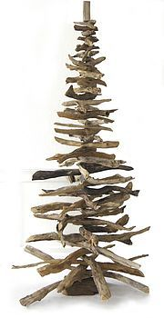 #driftwood #Christmas #Christmastree #beach #coastal #natural #decor #crafts